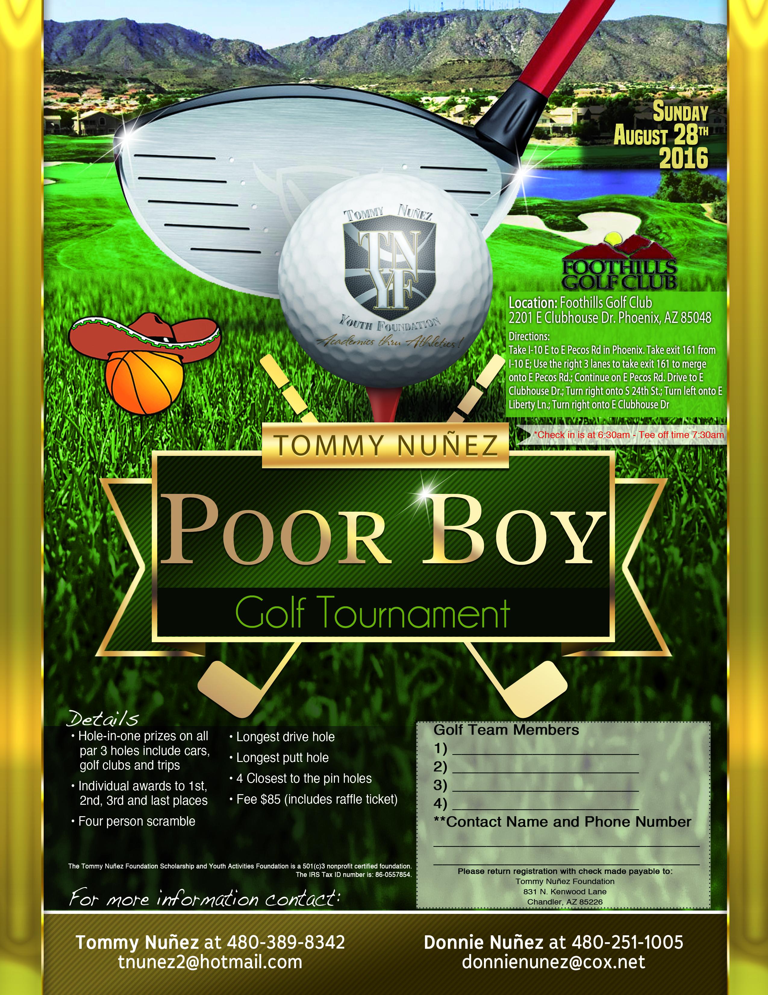 2016 PoorBoy Flyer